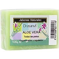Drasanvi Jabón Aloe Vera - 100 gr