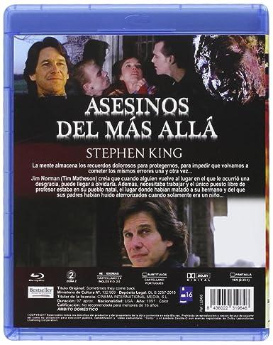 Asesinos Del Más Allá [Blu-ray]: Amazon.es: Tim Matheson ...