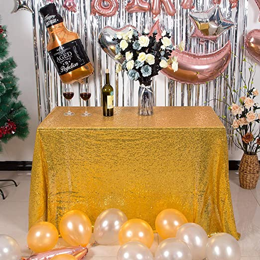 "VELVET TABLECLOTHS NAVY 90/"" ROUND BABY SHOWER WEDDING DECOR TABLEWARE"