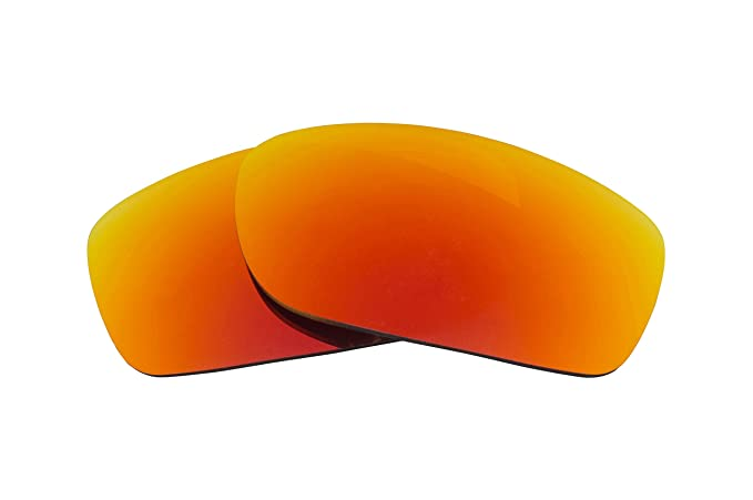 Best SEEK Replacement Lenses Oakley FIVES SQUARED Fire Red Mirror -  Polarized Fire Red Mirror 8001893e452d