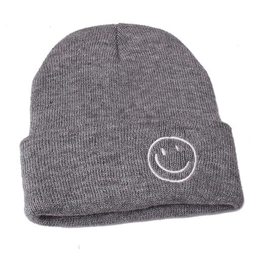 TwoCC-Gorros de punto, sombreros de punto para niños y niñas ...
