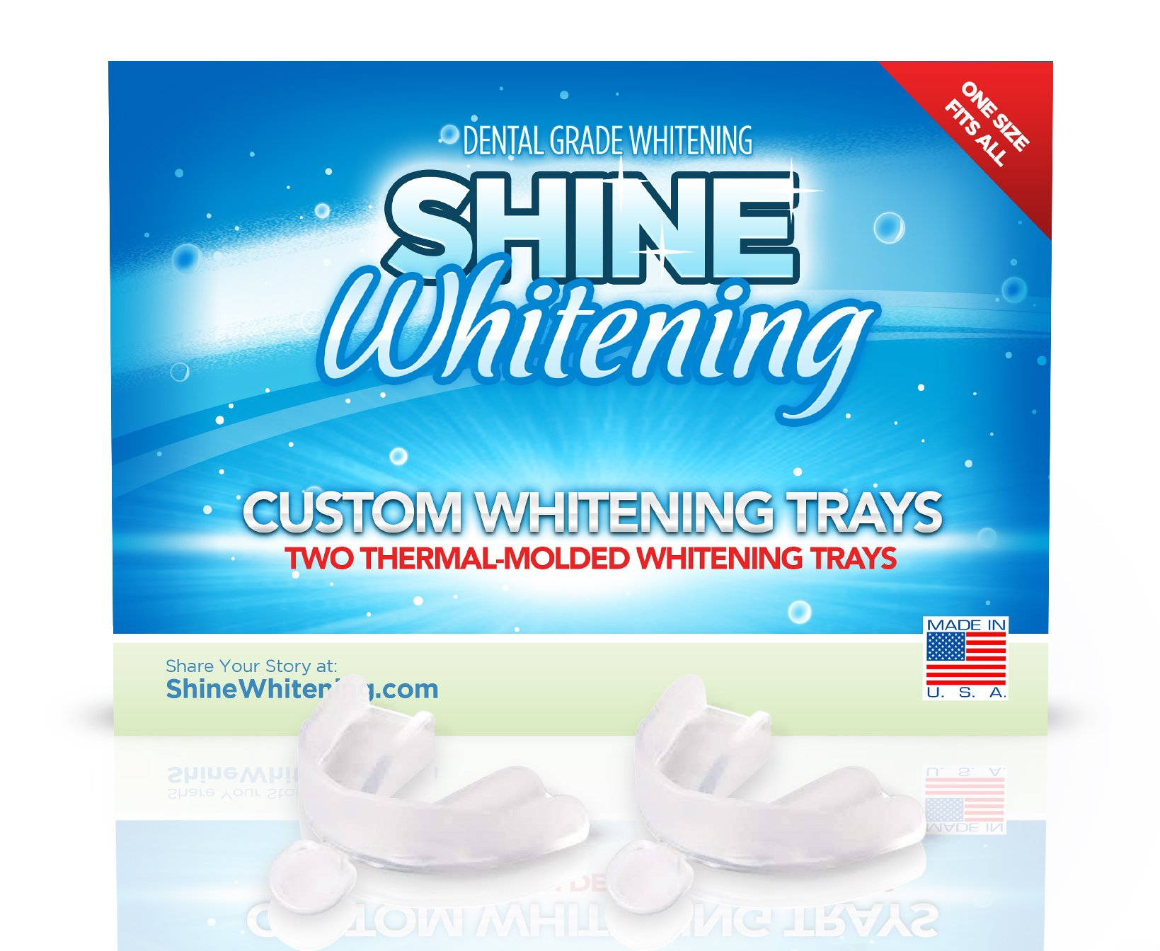 Shine Whitening Teeth Whitening Trays