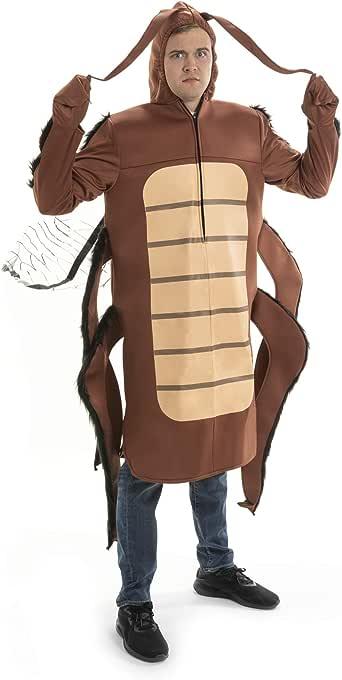 Disfraz de cucaracha Espeluznante para Adultos para Halloween y ...