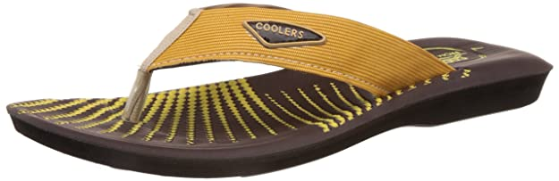 Coolers (from Liberty) Men's Hawaii House Slippers Men's Flip-Flops & Slippers at amazon