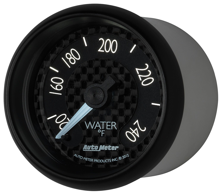 Auto Meter 8032 GT Series Mechanical Water Temperature Gauge by Auto Meter (Image #2)