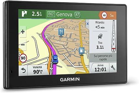 Cartes Europe 46 Pays gratuites /à Vie Reconditionn/é Certifi/é GPS Auto 6 Pouces Garmin Drive 61 LMT-S