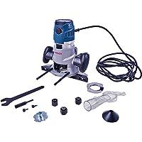 Bosch 06016240E1-000, Tupia GFF 1600 CE 220V, Azul