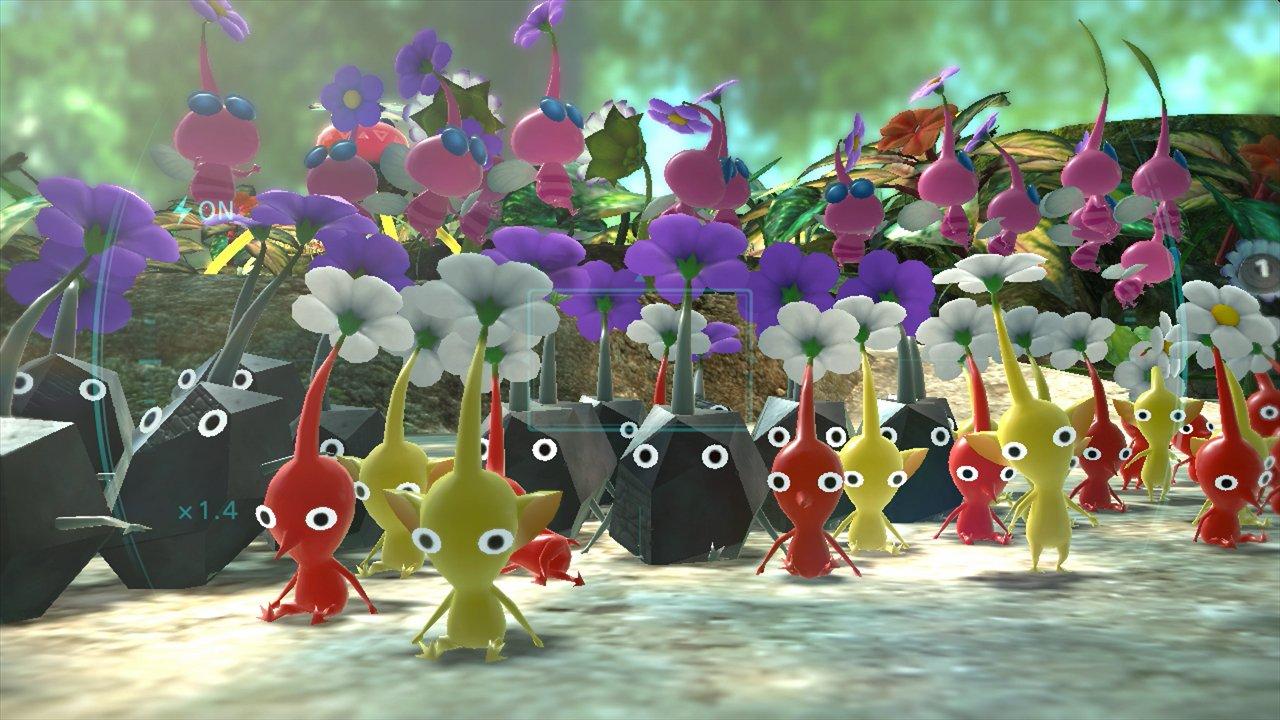 Pikmin 3 by Nintendo (Image #1)