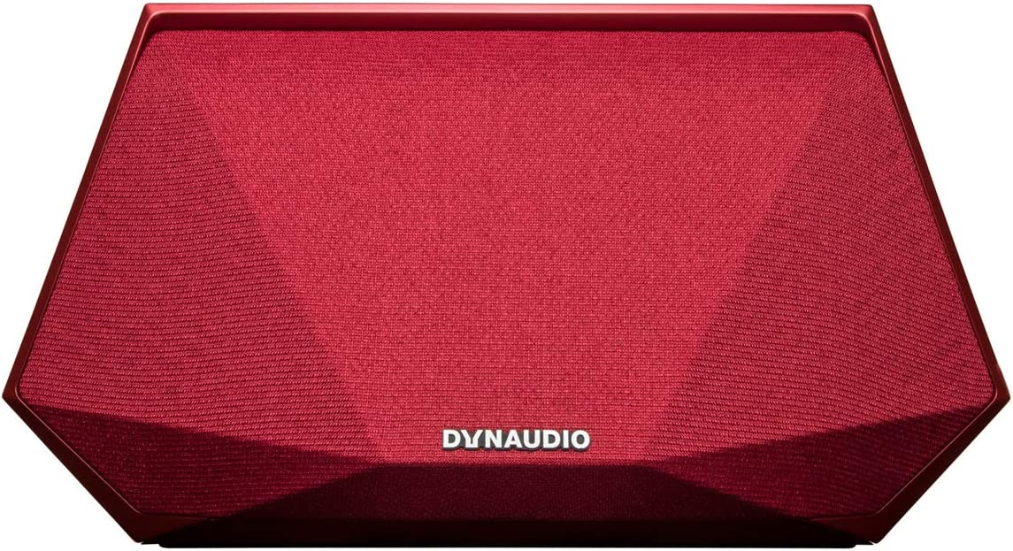 Dynaudio Music 3 Intelligent Wireless Music System (Red)
