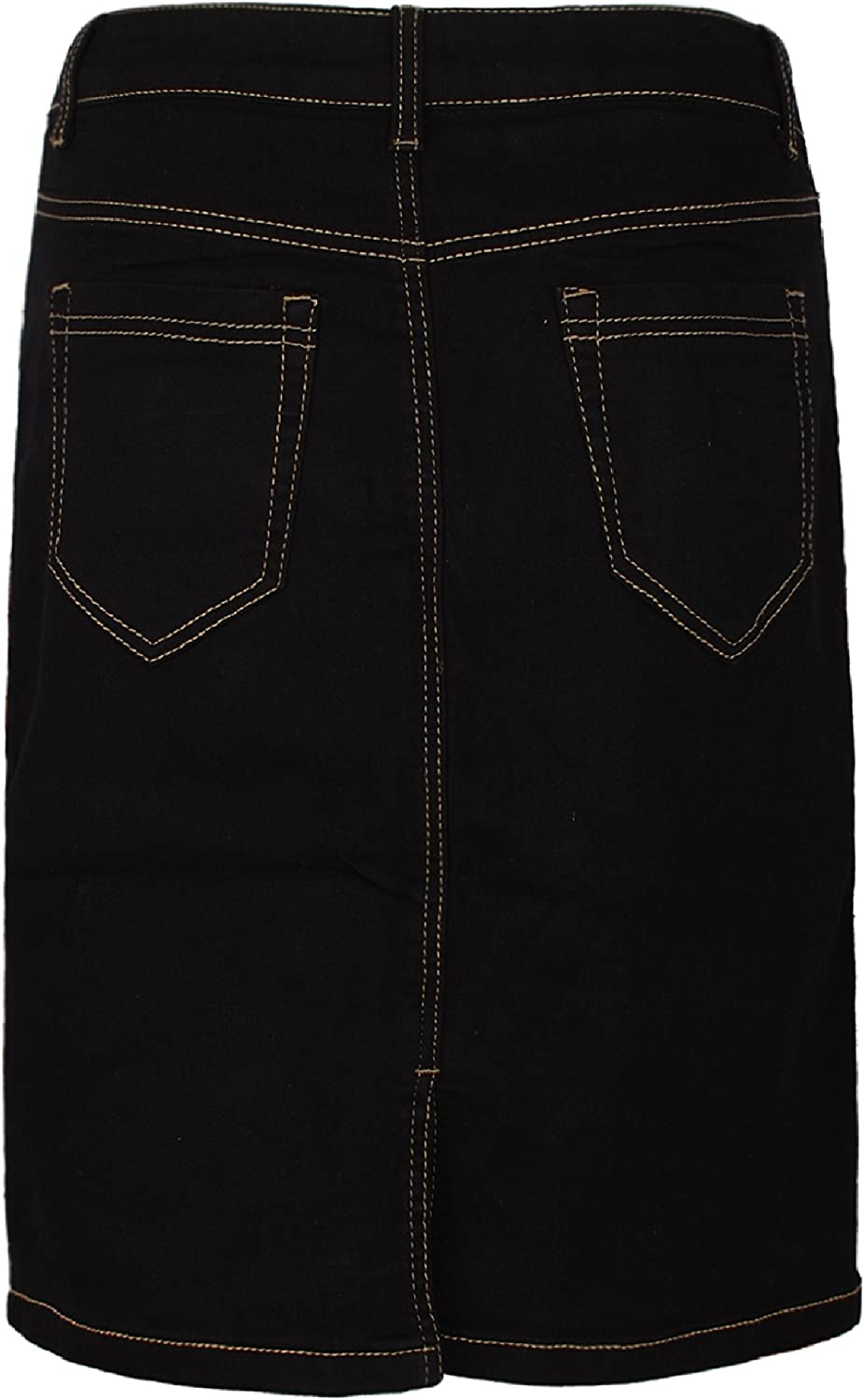 Fraternel Gonna di Jeans Donna Stretch Used