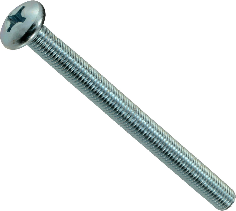 1//4-28 x 3 Hard-to-Find Fastener 014973457624 Phillips Pan Machine Screws Piece-10