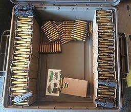 "Amazon.com : MTM ACR5-72 Ammo Crate Utility Box with 4.5"" Deep, Medium"