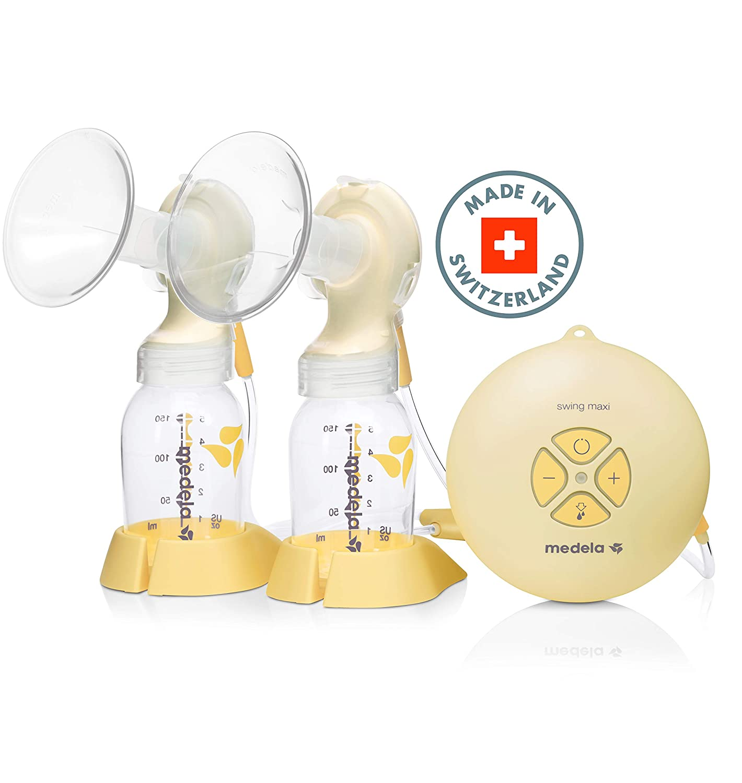 Breast Pump Medela Swing: kullanım kılavuzu