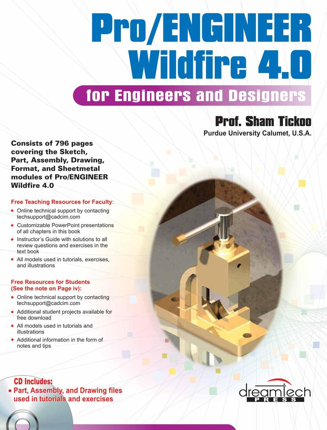 Pro engineer wildfire 5 free download.