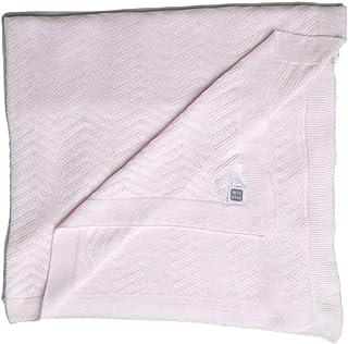 Minutus Sommerdecke Baumwolle 80 Cm (Delta) (Rosa)