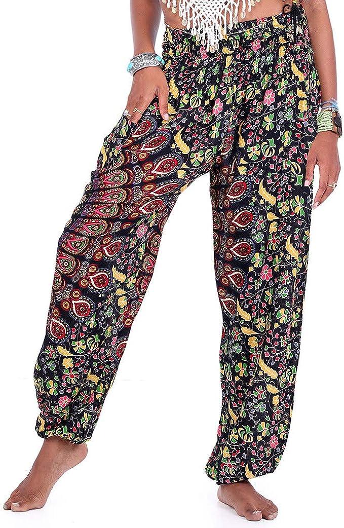 Darringls Pantalones Yoga Mujeres, Mujer Pantalones de Yoga ...