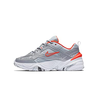 on sale 9ed99 27050 Nike W M2k Tekno Womens Bq3378-001 (6.5 M US, Metallic Silver
