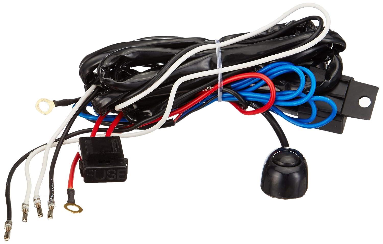 Autofurnish Universal Fog Lamp Light Wiring Car Motorbike Kit For 12v Led Bar In Addition