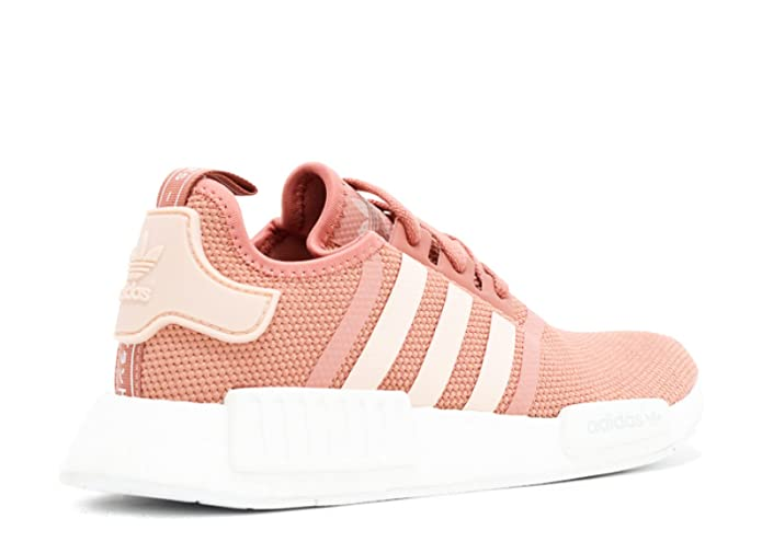 adidas NMD_R1 W, raw pinkVapour pinkFTWR White, 9: Amazon