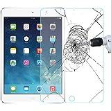 iPad Mini 1 2 3 Screen Protector, Abestbox 9H HD Premium Tempered Glass for iPad Mini1 / Mini2 / Mini3, Ultra Thin (0.26mm), 99.9% Light Transmission, Most Durable