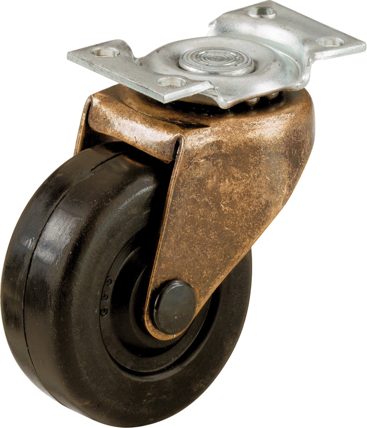 Amazon Shepherd Hardware 9345 2 Inch Medium Duty Stem Caster 2