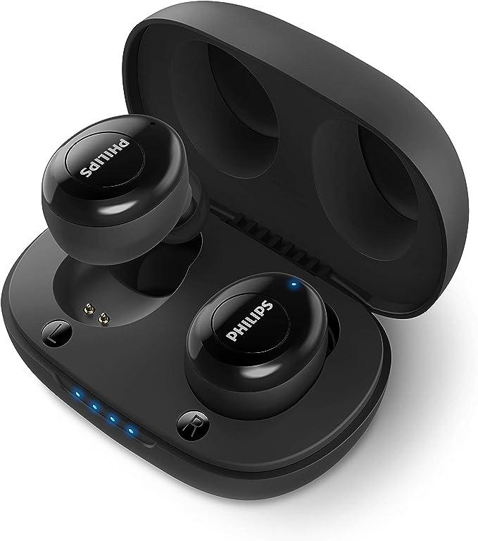Philips Audio In Ear Kopfhörer Ut102bk Elektronik
