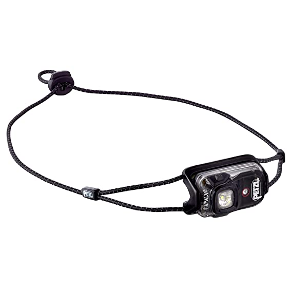 Review Petzl Bindi, 200 Lumens,
