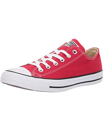 3fb4cd35392b Converse Unisex Chuck Taylor AS Double Tongue OX Lace-Up
