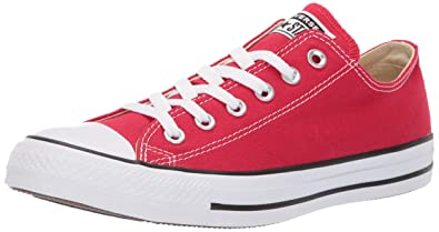 Converse Chuck Taylor All Star Red Ox, Baskets Basses Mixte Adulte ... 9b7448e840c1