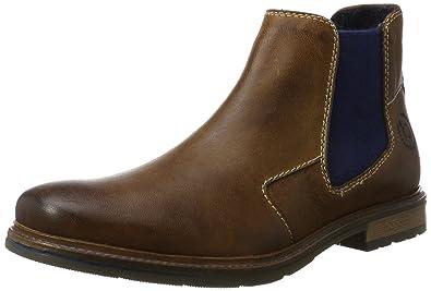 Mens 321345322200 Classic Boots, Brown (Cognac) Bugatti