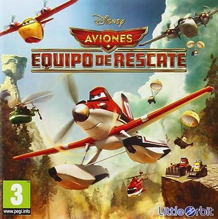 Aviones: Equipo De Rescate: nintendo 3ds: Amazon.es: Videojuegos