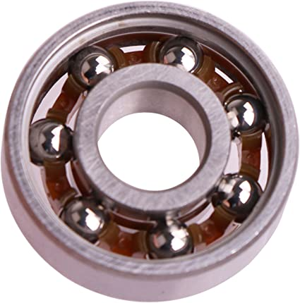 PREMIUM 608-2RS 8x22x7mm BEARINGS FREE SHIPPING USA SELLER x2