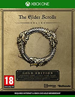 The Elder Scrolls Online Tamriel Unlimited (Xbox One