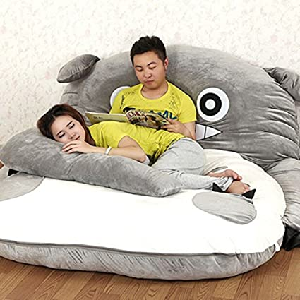 KMFEEL Colchón de Dibujos Animados, 290 * 160 cm cómodo para sofá Cama Dormir: Amazon.es: Hogar