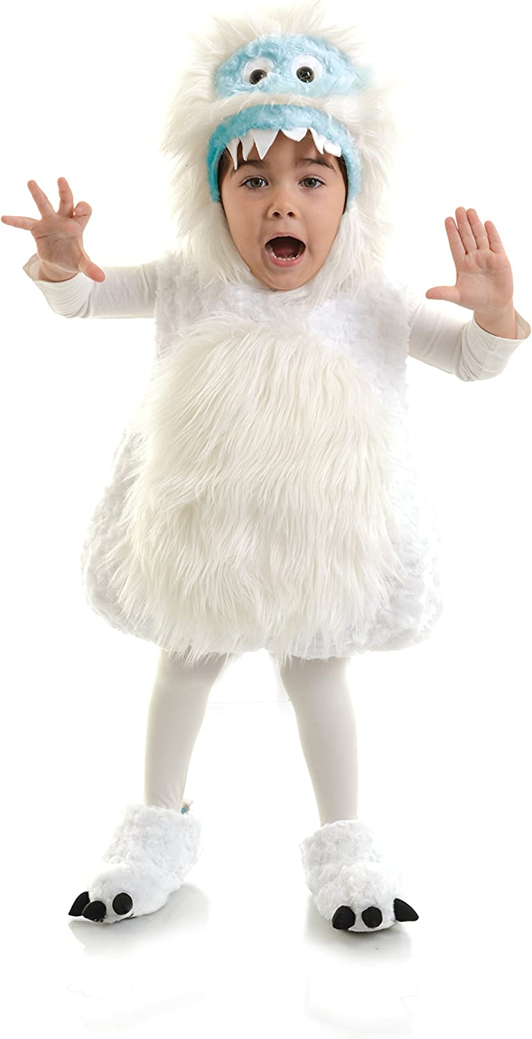 Underwraps Snow Monster Costume for Toddlers