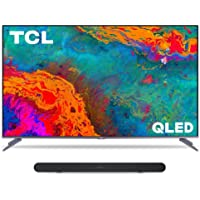 """TCL 50"""" TV & Alto 6 Sound Bar"""