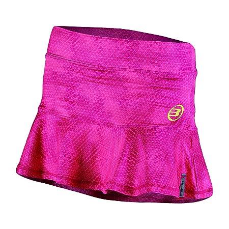 Bull padel Bruna - Falda para Mujer, Color Fucsia, Talla XL ...
