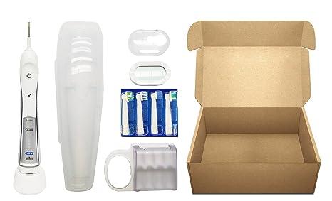 Oral-B Pro 6000 - Cepillo de dientes eléctrico de rotación (potencia 38 W