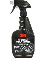 3M–Restaurador de neumáticos de brillo natural–botella de Spray–473ml