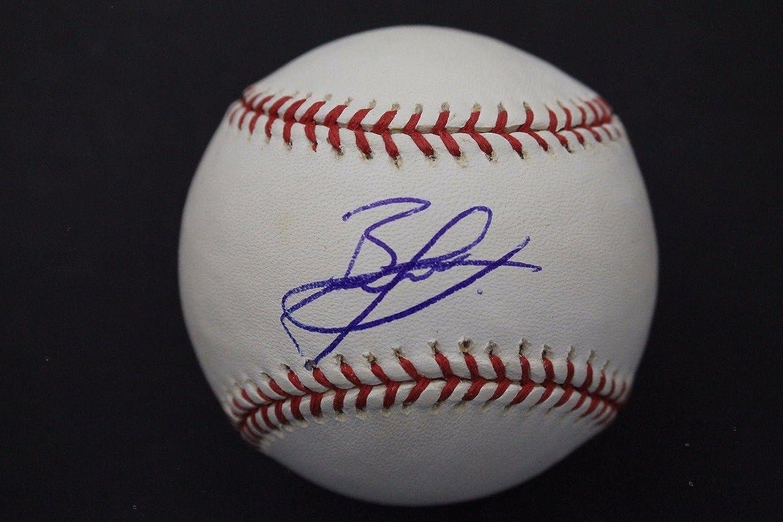 Bobby Jenks Signed Baseball - White H - Autographed Baseballs