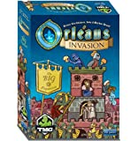 Orleans Invasion Board Game