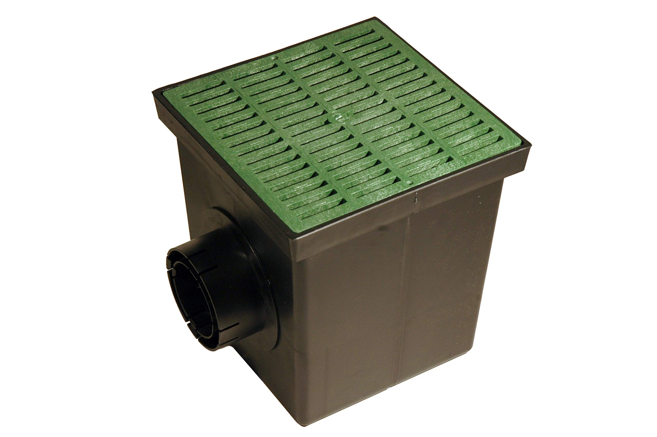 NDS Catch Basin Drainage Insert Grate Kit (12 x 12) by NDS
