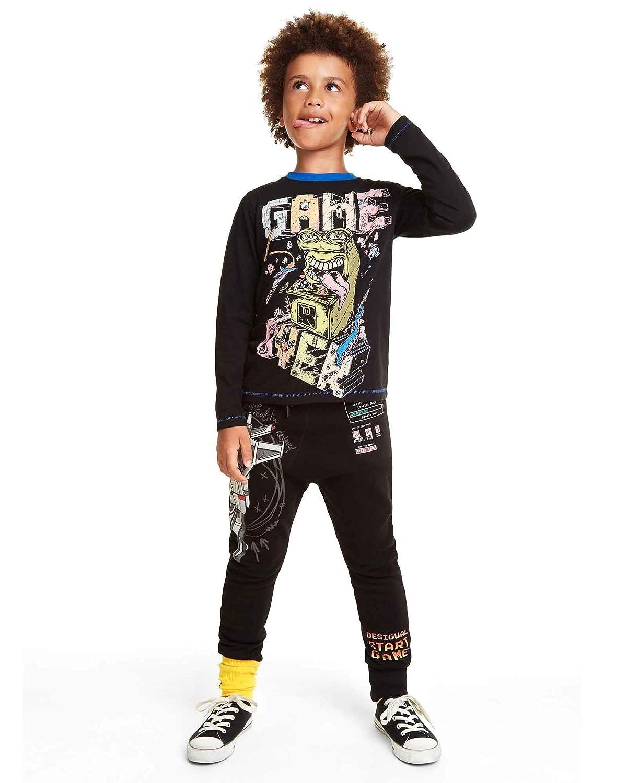 Desigual Boys T-Shirt George Sizes 4-14