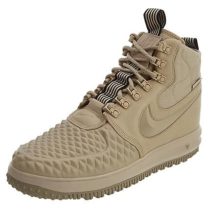separation shoes 4169e 13657 Amazon.com   Nike Lunar Force 1 Duckboot 17 Men Linen Khaki 916682-201 (8)    Sports   Outdoors