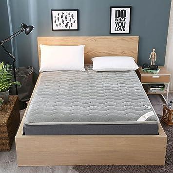 Tatami Floor Mat,Traditional Japanese Futon Flannel Plenty Thick Futon  Mattress Topper A 150x200cm