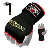Be Smart Inner Hand Wraps Gloves Boxing Fist Padded Bandages MMA Gel Strap Mitts