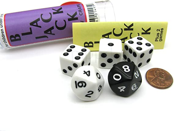 Black Jack Dice Games