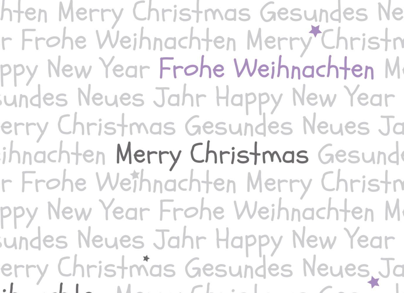 Kartenparadies Grußkarte Weihnachten Grußkarte Grußkarte Grußkarte Schrift, hochwertige Weihnachtsgrüße als Weihnachtskarte (Format  148x105 mm) Farbe  HellBlau B01MT8J84L   Angemessene Lieferung und pünktliche Lieferung    Good Design    Elegant und 7476d7