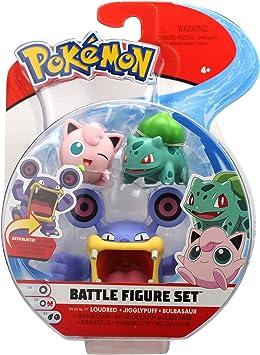 Pokemon Pack de 3 Figuras Modelos Surtidos (BIZAK 63227225): Amazon.es: Juguetes y juegos
