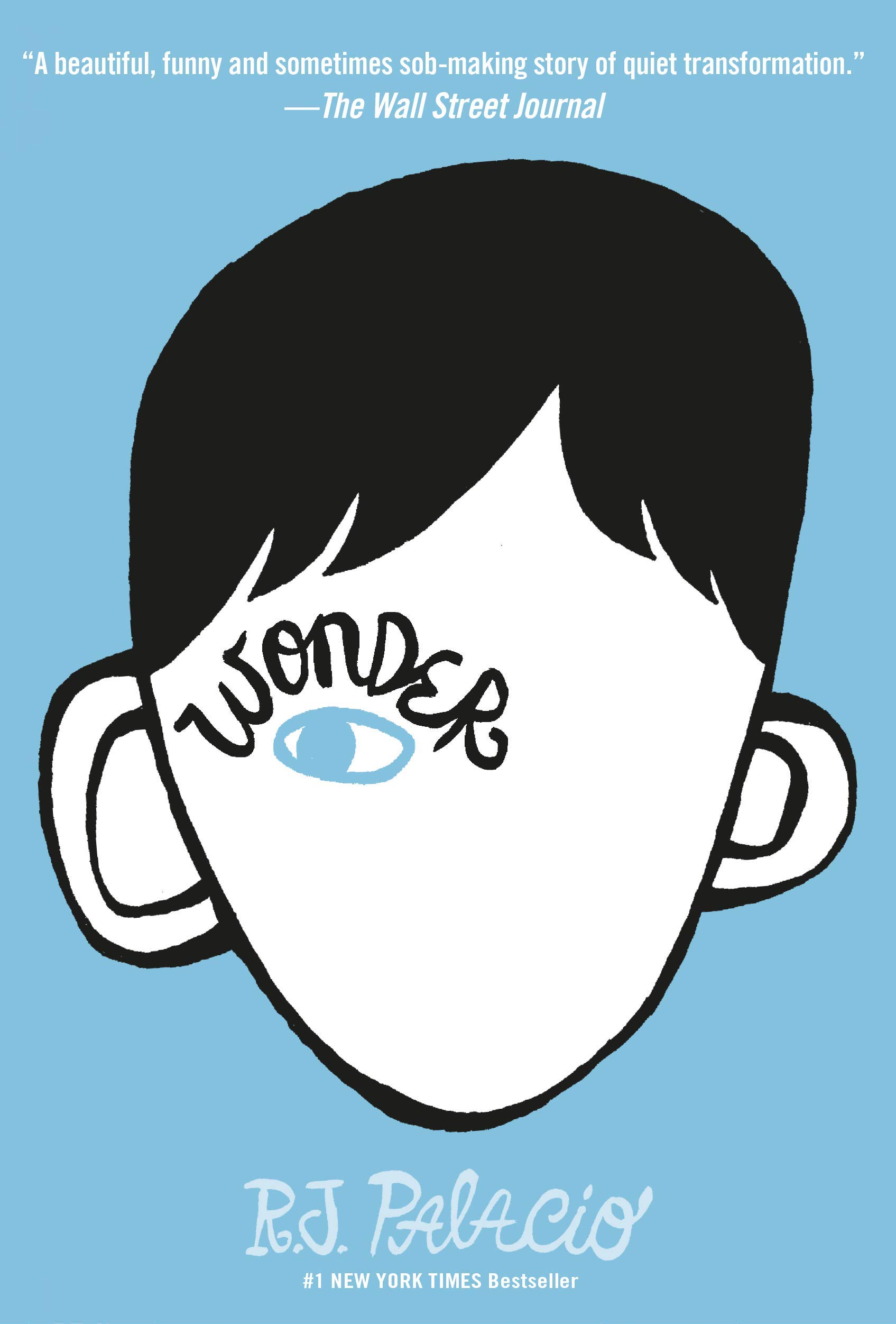 Middle school read aloud books: Wonder